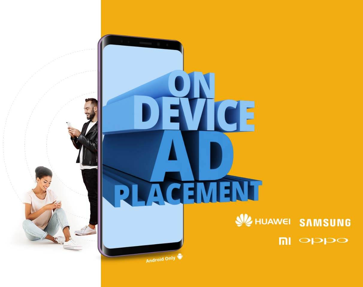 On device Add placement