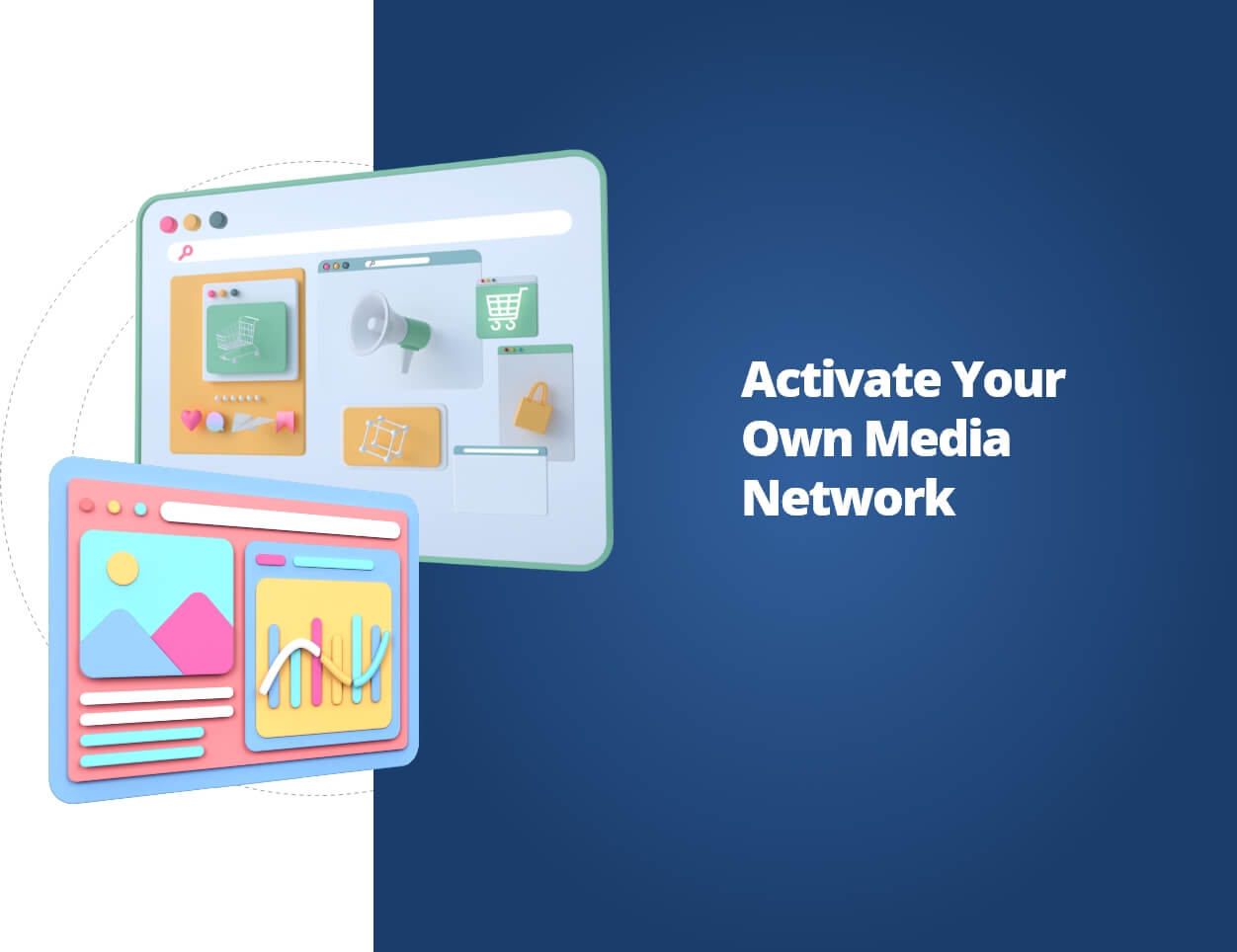 Activate Your  Own Media  Network